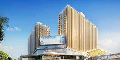 银河综合度假城参与「中国(上海)国际会奖旅游博览会」